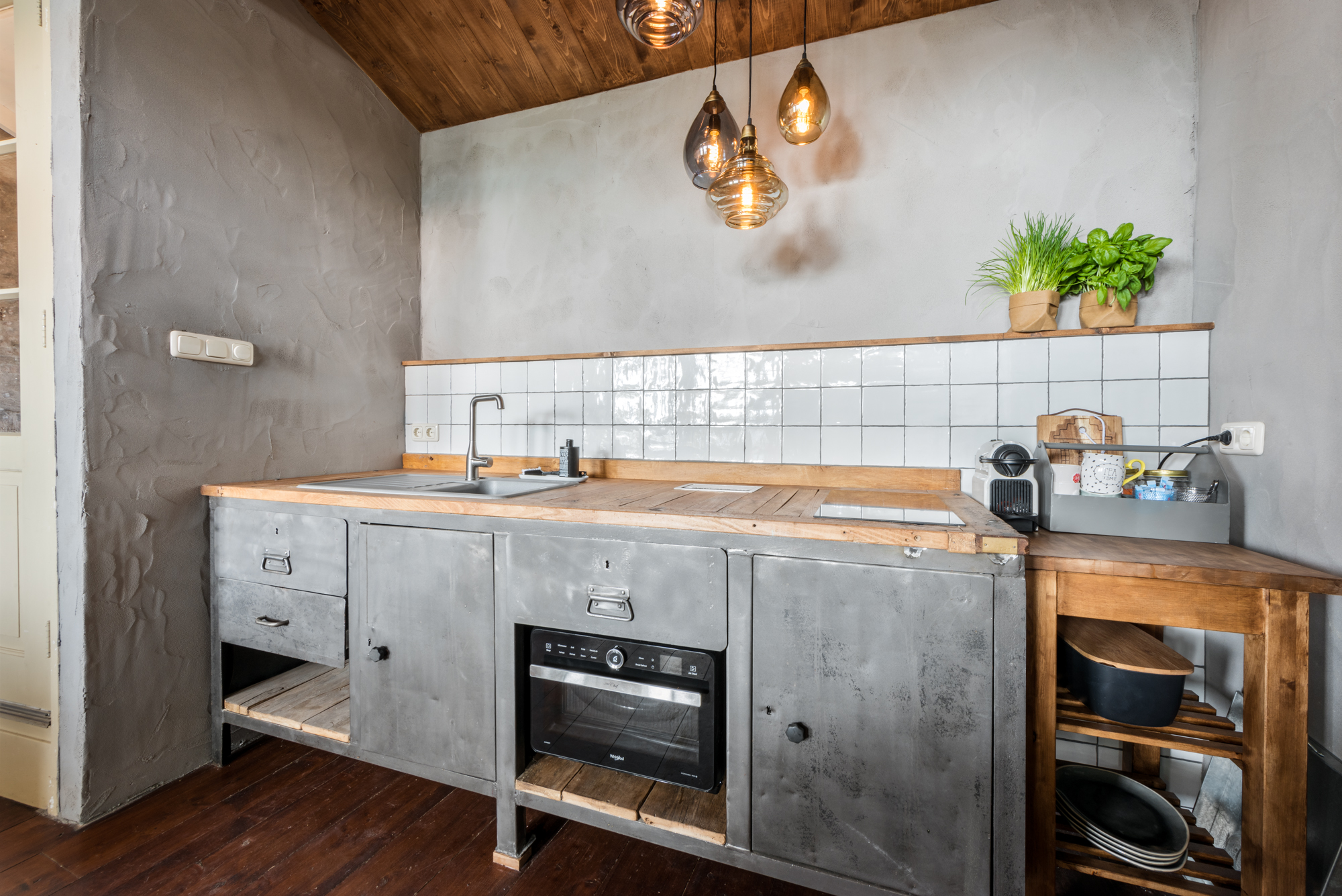 Keuken Havenhuisje Medemblik